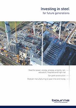 Bourne Construction Steel Brochure