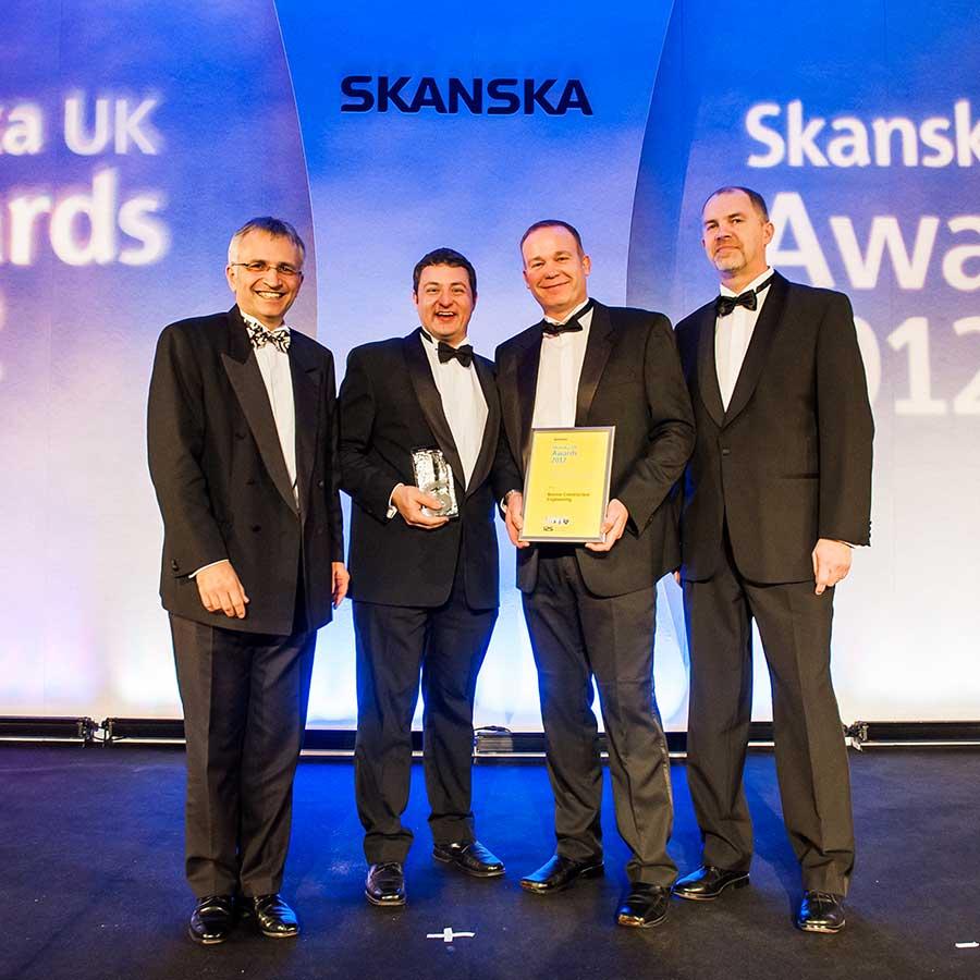 Bourne Steel Awards