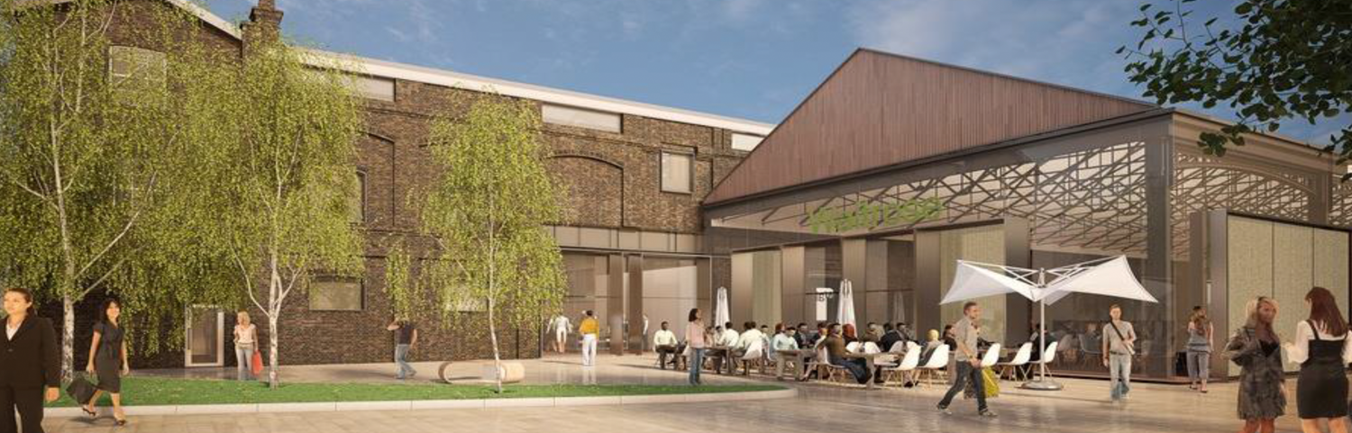 Midland Goods Shed Bourne Special Projects