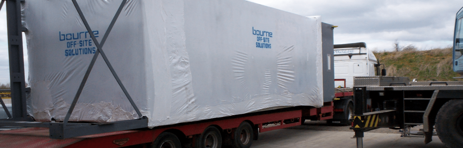 Heathrow Airport Lift Modules - Bourne Offsite Solutions