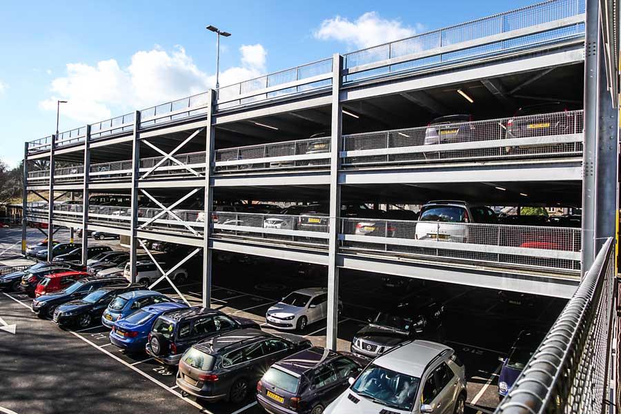 Hayward Heath Station Car Park