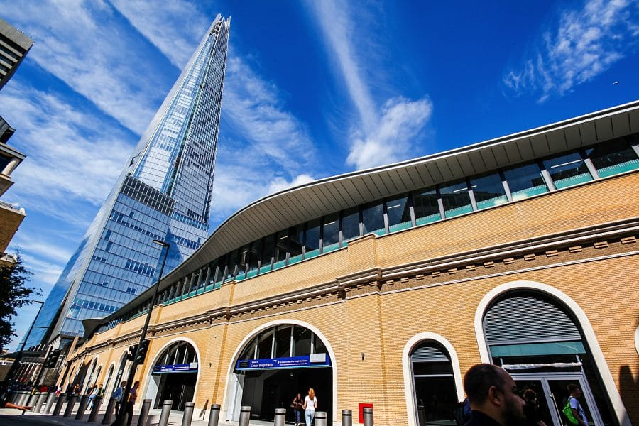 29-Aug-2016: London Bridge Station concourse opens to the public