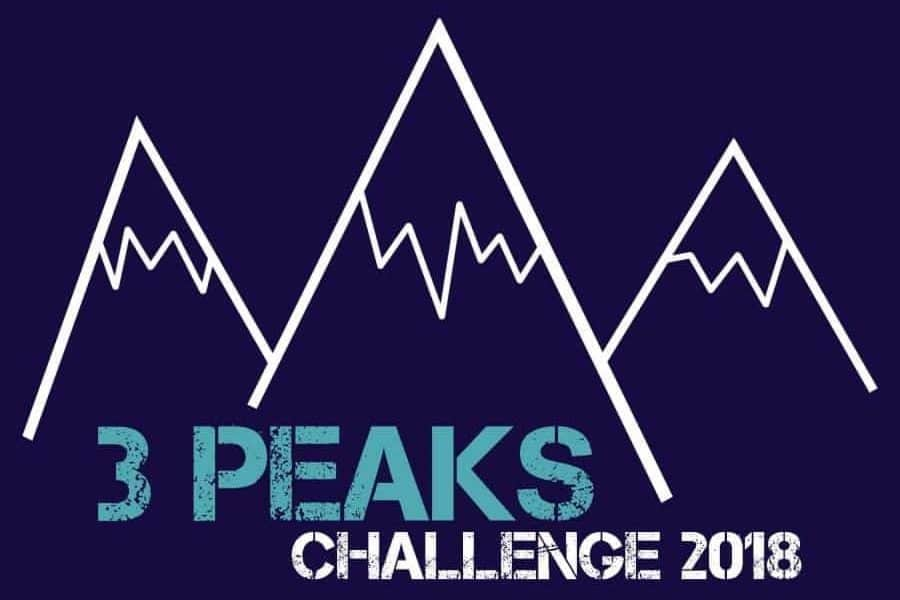 08-May-2018: Bourne take on 3 Peaks Challenge