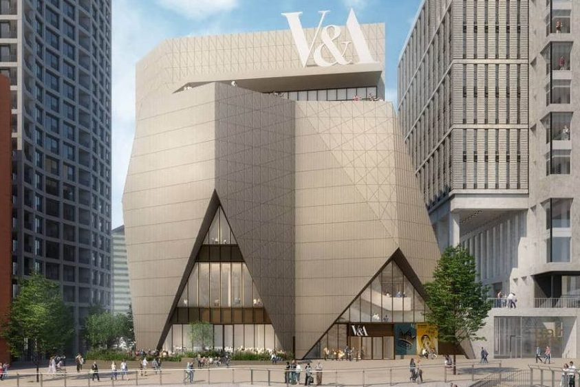 24-Feb-2020: Bourne Steel secures their second V&A project