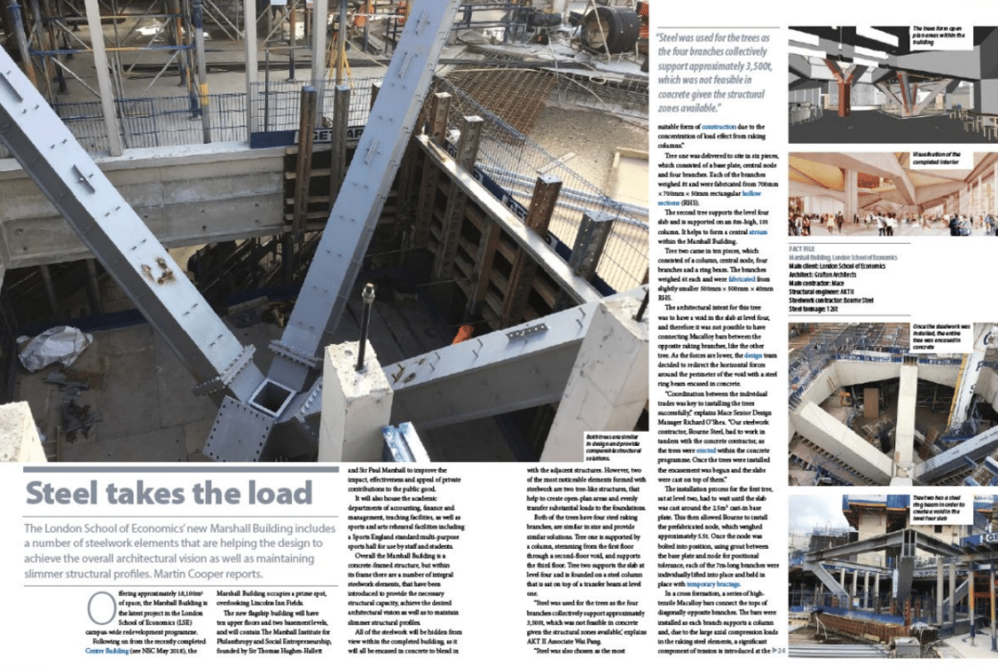14-May-2020: In the press - NSC 'Steel takes the load'