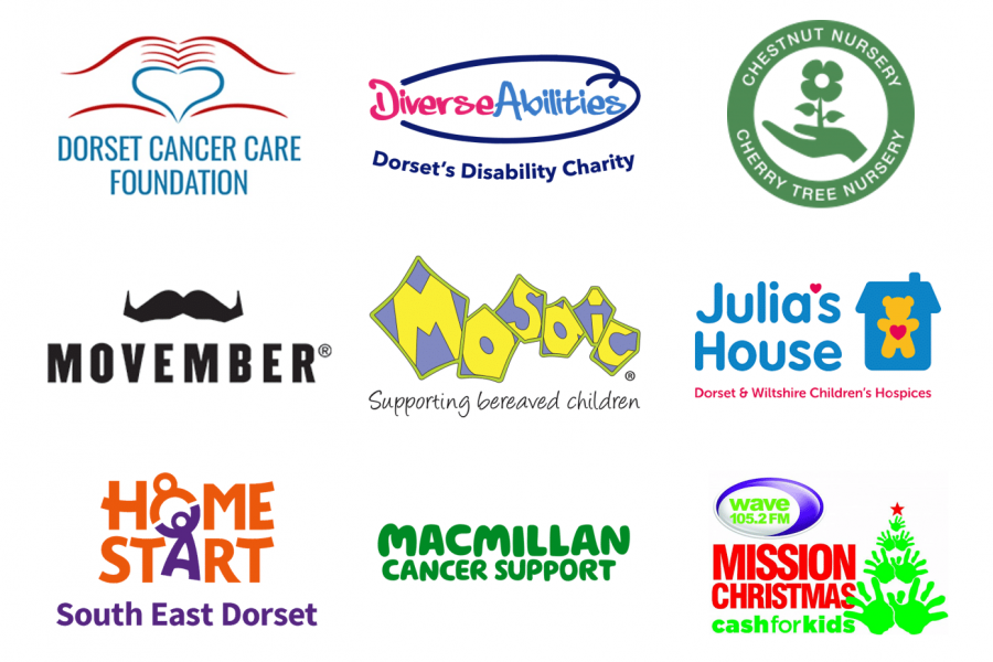 27-Oct-2020: Support for local and national charities