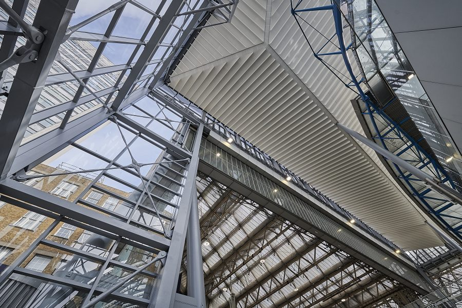 01-Oct-2020: Waterloo Station Infill recognised with commendation at SSDA's