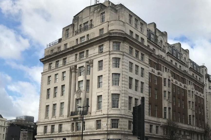 1-4 Marble Arch Bourne Steel Project in the News