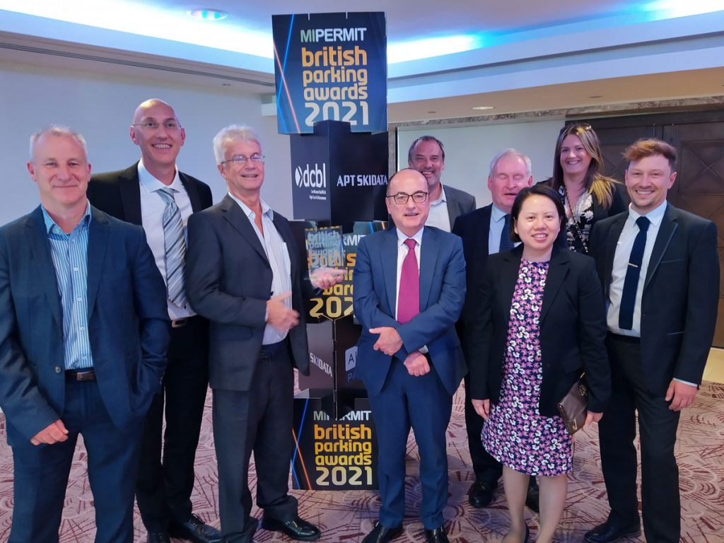 Special Project Award, The Common Hatfield, National Parking Awards 2021